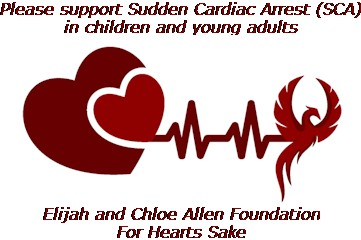Click to goto For Heart Sake Home Page